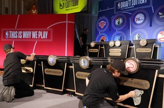 Hawks jump to No. 3 overall pick in 2018 NBA draft lottery