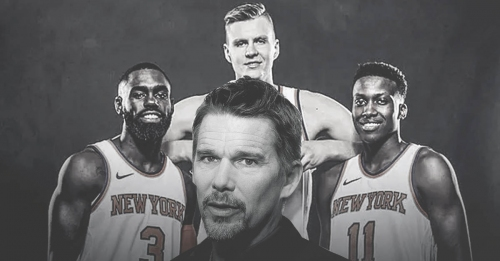 Ethan Hawke was a Knicks fan until franchise pulled his tickets after publicly criticizing the team