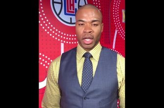 Corey Maggette optimistic about the Clippers' two lottery picks