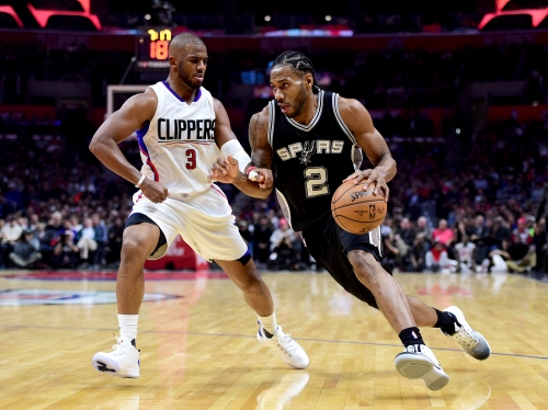 Whicker: Clippers need Kawhi Leonard; they also needed better lottery luck