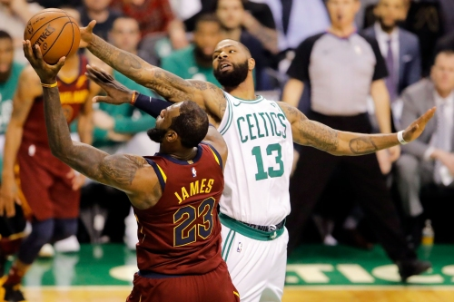 LeBron James' absurd Game 2 stats prove Marcus Morris wrong about Pacers, Raptors