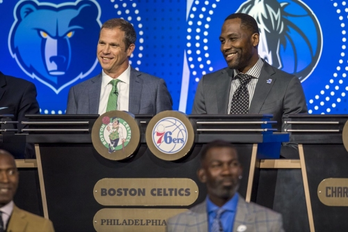 A Sixers Lottery Party in the Post-Lottery Era