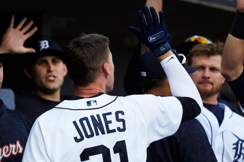 Detroit Tigers catch fire in 7th, rally to beat Cleveland Indians, 9-8