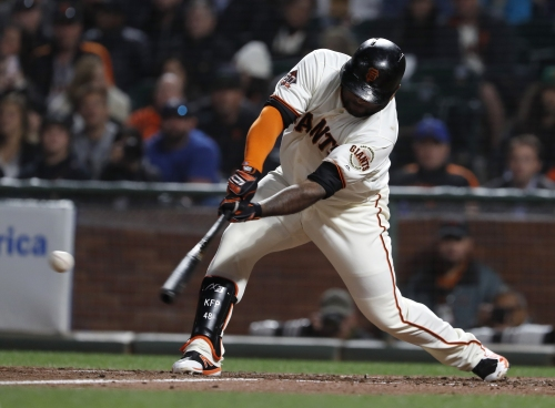 Bochy's hunch pays off as Giants beat Reds