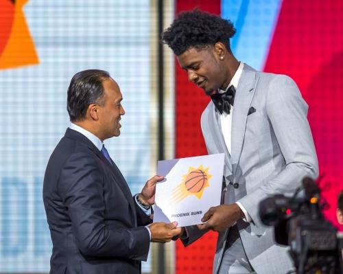 2018 NBA draft lottery: Suns, Kings, Hawks land top three picks