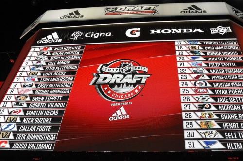 Senators Should Explore Trading Down in the Draft