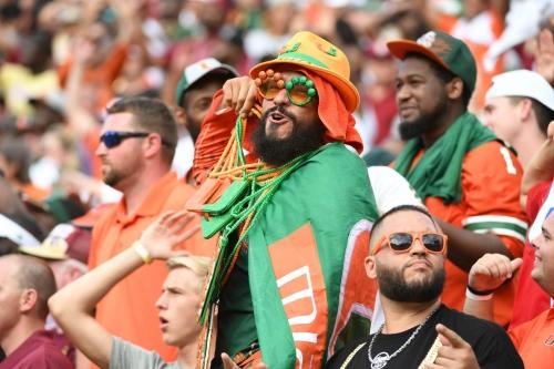 Miami Hurricanes Football: Predicting Home Attendance for Miami in 2018