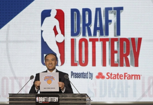 NBA Draft Lottery a crapshoot, real work begins now for Knicks