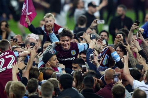Aston Villa fans will love what Jack Grealish had to say about reaching Wembley
