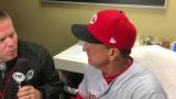Riggleman on the Reds' 5-3 loss to the Giants