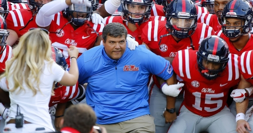 Ole Miss coach Matt Luke reveals 2 prominent ACC coaches helped him through interim season