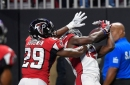 Goodwin made switch to cornerback after practicing against Julio Jones