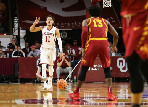 Oklahoma basketball: Experts predict Trae Young as a top 10 pick in 2018 NBA Draft