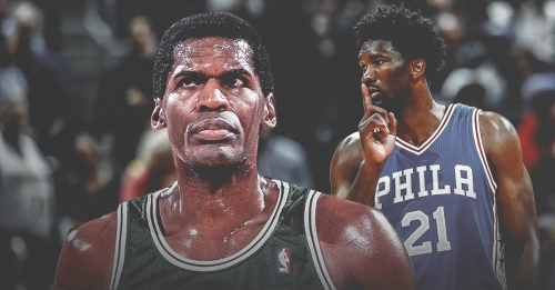 Robert Parish calls out Joel Embiid for being out of shape
