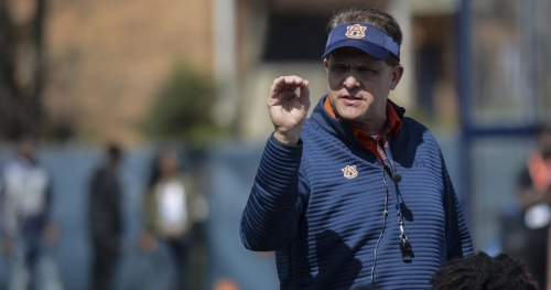 Gus Malzahn suggests significant Auburn schedule change for games against Alabama, Georgia