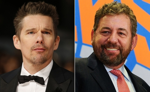 Ethan Hawke says James Dolan took away his Knicks tickets