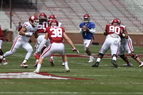 Oklahoma football: Lincoln Riley says he expects to have Kyler Murray in the fall