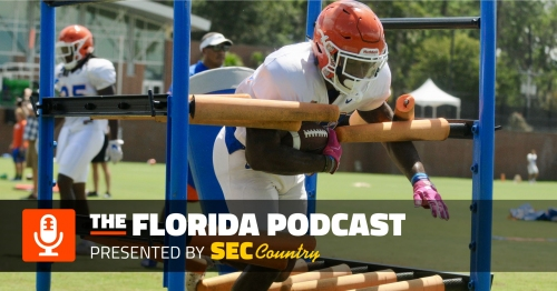 Florida's backfield has potential to be special unit in 2018