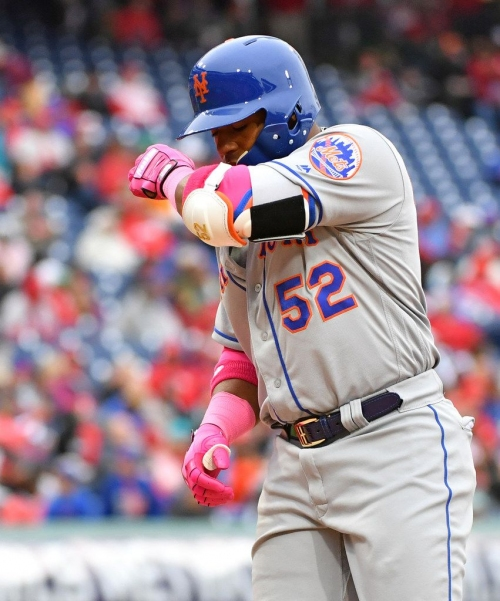 NY Mets place Yoenis Cespedes on disabled list with mild hip flexor strain
