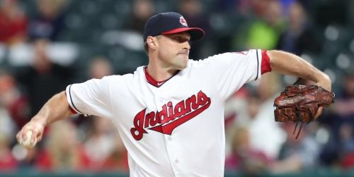 Cleveland Indians re-sign reliever Matt Belisle to minor-league deal