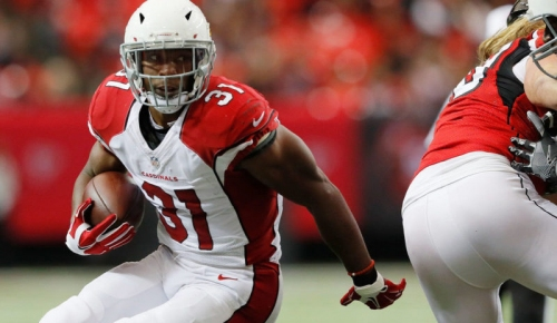 Cardinals RB David Johnson loves the fact Arizona brought in a fullback