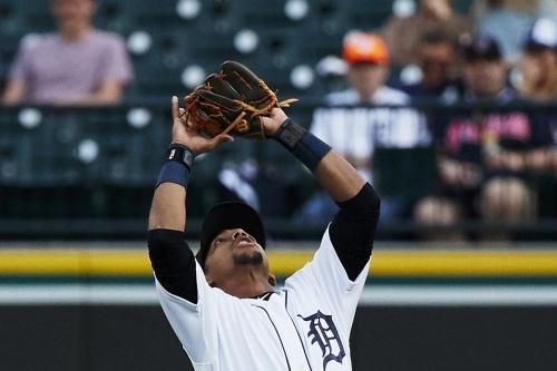 GameThread: Tigers vs. Indians, 1:10 p.m.
