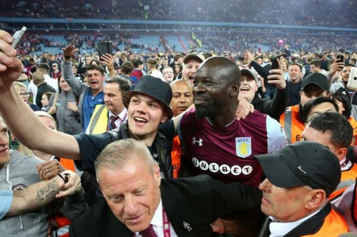 Aston Villa pitch invasion – what was chanted & what punishment awaits