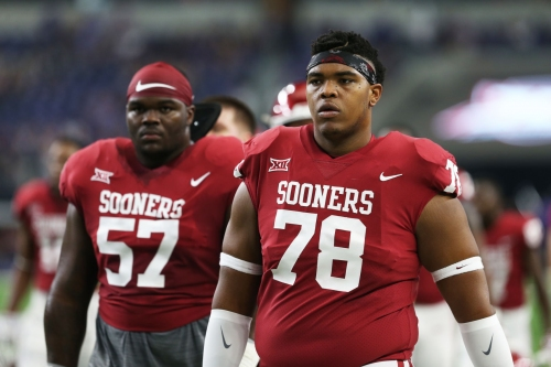Oklahoma football: Orlando Brown signs rookie deal with the Ravens