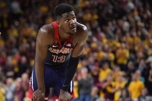 2018 NBA mock draft: Suns take Deandre Ayton at No. 1, Kings settle on star Luka Doncic