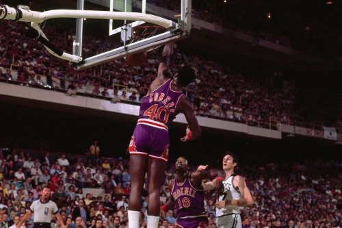 #TBT: Ricky Sobers was the Suns first and only 16th draft pick
