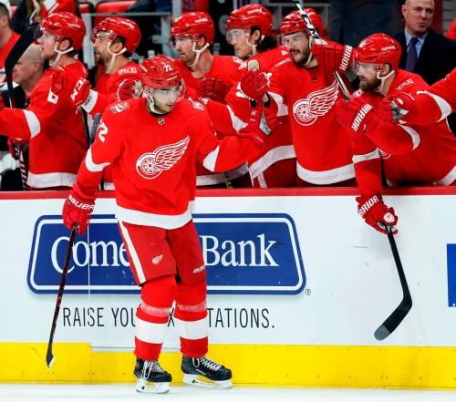 Detroit Red Wings mailbag: Athanasiou trade, defense depth & more