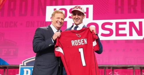 Is Josh Rosen emerging as Arizona's backup QB?