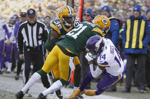 Packers start as slight underdogs to win NFC North division in 2018