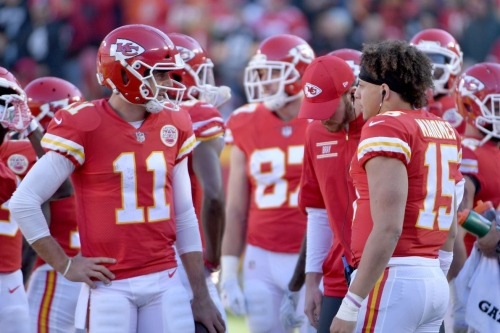 Who will have the better 2018 season? Patrick Mahomes or Alex Smith