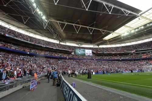 Aston Villa fans scrap for play-off final tickets - the latest on the Wembley showdown