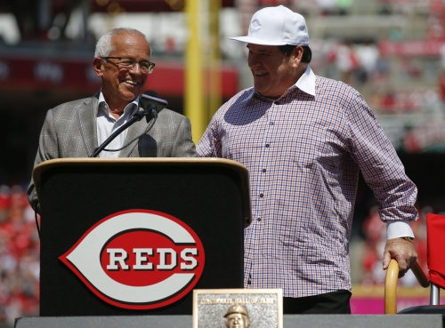 Marty Brennaman says Joey Votto is Reds' best hitter ever, even if Pete Rose has more hits