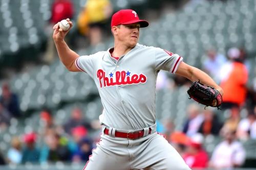 Nick the Slick: Phillies 4, Orioles 1