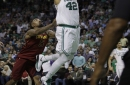 J.R. Smith, Cleveland Cavaliers G, will not be disciplined for foul against Boston Celtics F/C Al Horford (report)