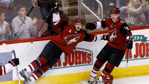 Report: Coyotes discussing 8-year extension with Ekman-Larsson