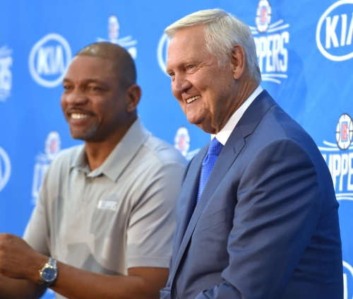 Jerry West on leaving the Warriors: 'You have to be wanted'