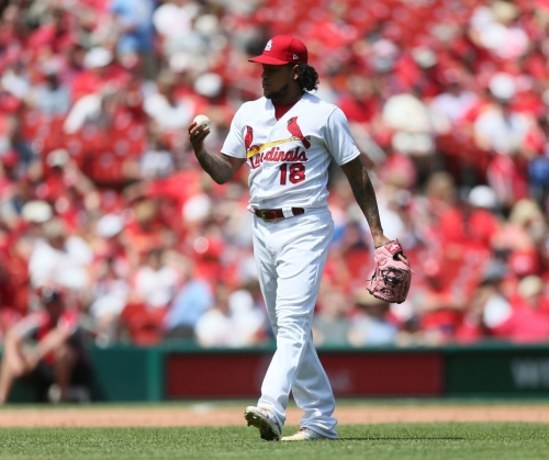 Cardinals sending Carlos Martinez for another series of exams on muscle strain