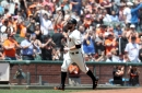 Giants can't overcome poor start by Suarez in loss to Reds