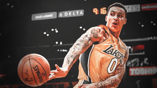 Lakers' Kyle Kuzma is the player with the Mamba Mentality