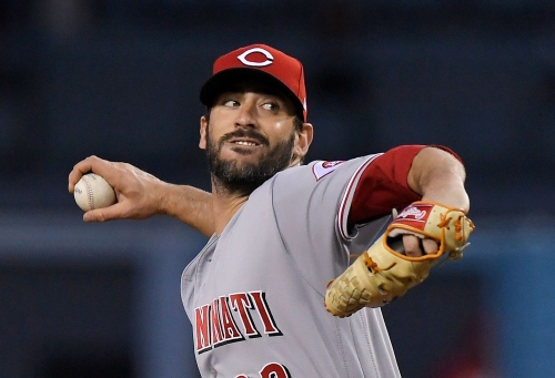 Cincinnati Reds close West Coast swing with a 6-3 victory, wrapping up their best trip to California since 2011