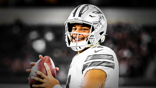 Cowboys' Dak Prescott wants to be the 'best QB' in franchise history