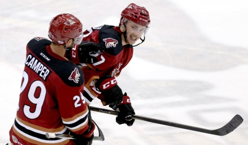 Tucson Roadrunners' improbable, fast-tracked inception has them poised for success
