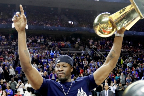 Detroit Pistons great Ben Wallace now part owner of Grand Rapids Drive