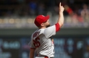 Norris called on for five-out save, but Cards strive to be 'careful'