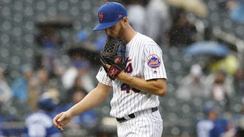 Zack Wheeler stinker dooms Mets on dreary day at Citi Field