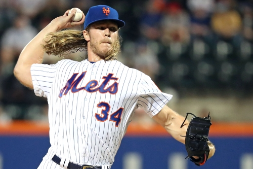 Mets still waiting for the 'old Noah'